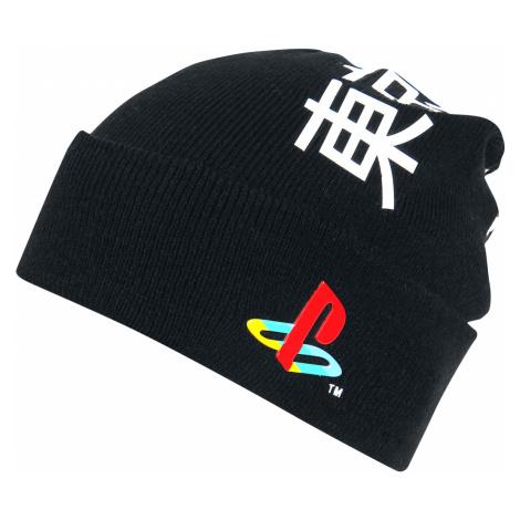 Playstation - Japanese Symbols - Beanie - black
