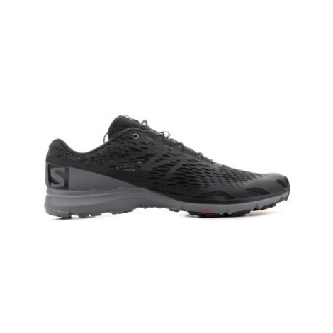 Salomon XA Amphib 401554 men's Running Trainers in Black