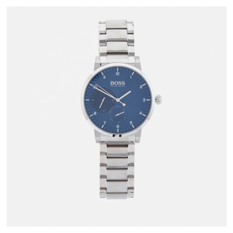 BOSS Hugo Boss Men's Oxygen Metal Strap Watch - Rouge Blue