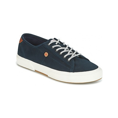 Faguo BIRCH COTTON men's Shoes (Trainers) in Blue