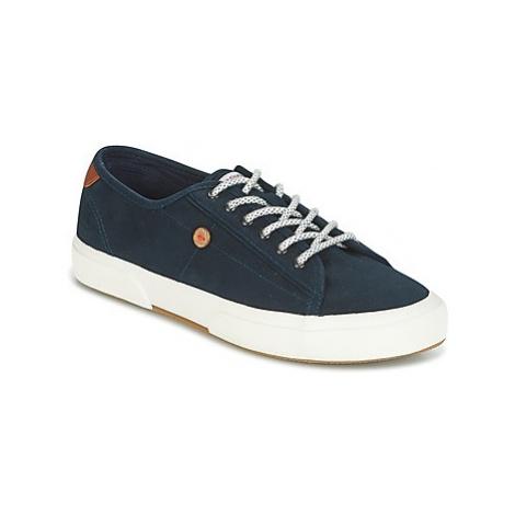 Faguo BIRCH COTTON women's Shoes (Trainers) in Blue