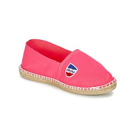 1789 Cala CLASSIQUE women's Espadrilles / Casual Shoes in Pink