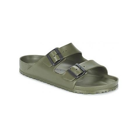 Birkenstock ARIZONA EVA men's Mules / Casual Shoes in Kaki