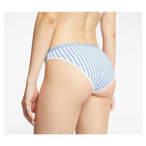 Calvin Klein 2Pack Bikini Blue/ Blue Stripe