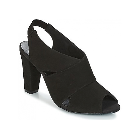 KG by Kurt Geiger FOOT-COVERAGE-FLEX-SANDAL-BLACK women's Sandals in Black KG Kurt Geiger