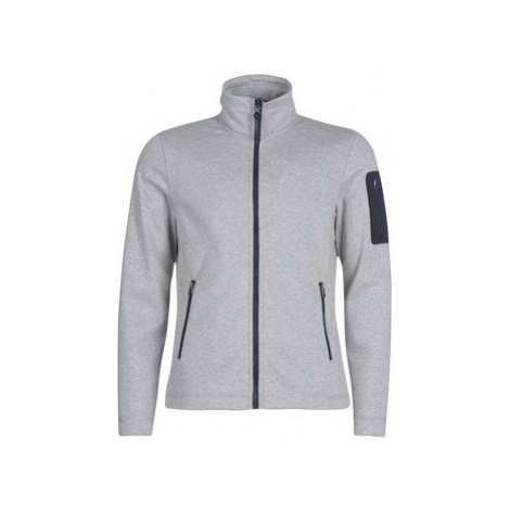 Aigle MURZAL men's Fleece jacket in Grey