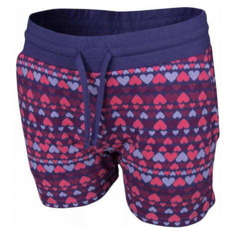Lewro MARY pink - Girls' shorts