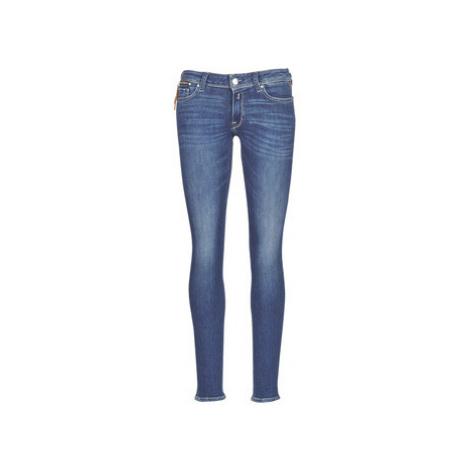 Replay LUZ women's Skinny Jeans in Blue