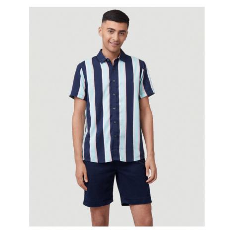 O'Neill Vert Stripe Shirt Blue