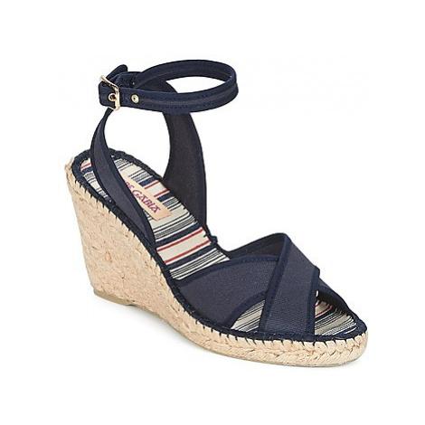Pare Gabia KLINADA women's Sandals in Blue