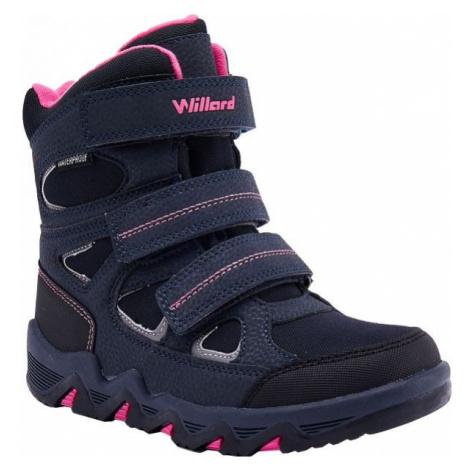 Willard CANADA HIGH pink - Kids' winter shoes