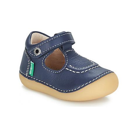 Kickers SALOME girls's Children's Shoes (Pumps / Ballerinas) in Blue