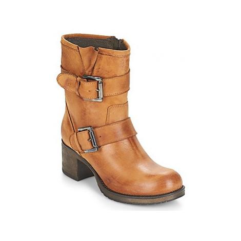 Sweet Lemon ELAINE women's Low Ankle Boots in Brown