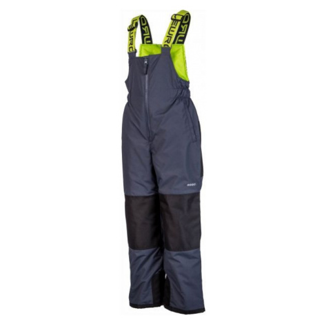 Lewro NIMA gray - Insulated kids' trousers