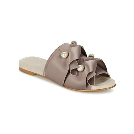 KG by Kurt Geiger NAOMI women's Mules / Casual Shoes in Brown KG Kurt Geiger