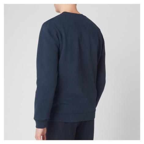 BOSS Men's Weevo Sweatshirt - Navy Hugo Boss