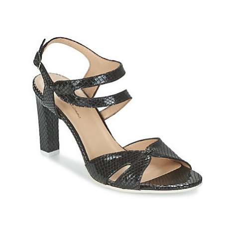 France Mode ZALIUM women's Sandals in Black