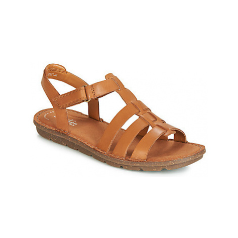 Clarks BLAKE JEWEL women's Sandals in Brown