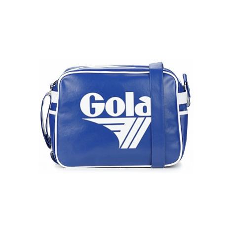 Gola REDFORD men's Messenger bag in Blue