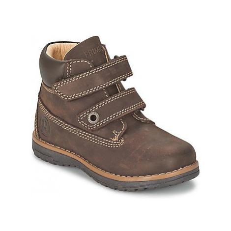 Primigi ASPY 1 boys's Children's Mid Boots in Brown