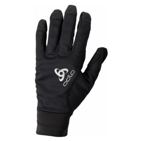 Odlo ZEROWEIGHT WARM black - Gloves