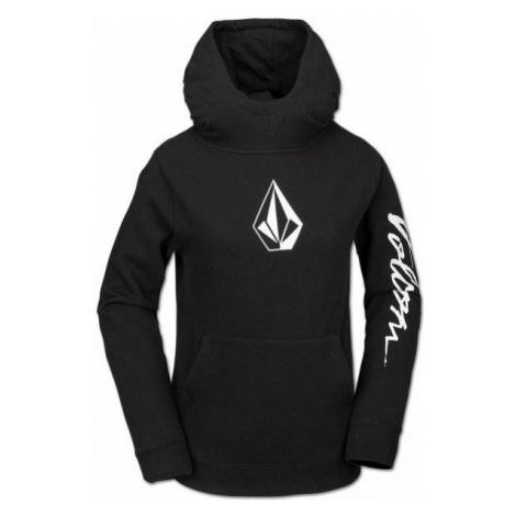 Volcom HOTLAPPER FLEECE black - Children's hoodie