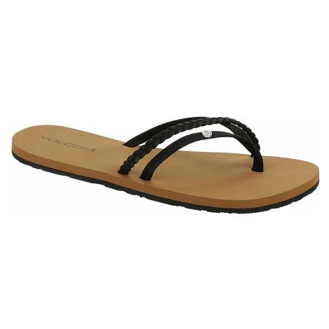 flip flops Volcom Thrills - Black