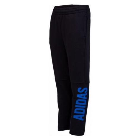adidas OSR YB LOGO PT black - Boys' sweatpants