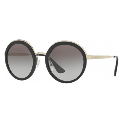 Prada Woman PR 50TS - Frame color: Black, Lens color: Grey-Black, Size 54-23/140