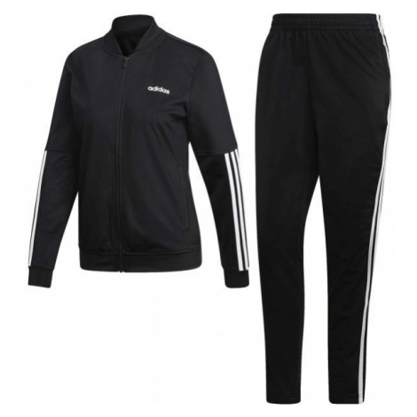 adidas WTS BACK2BAS 3S black - Women's tracksuit