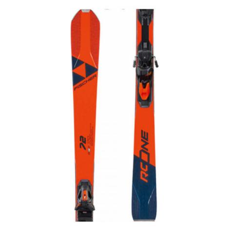 Fischer RC ONE 72 MF + RSX Z12 PR - Downhill skis