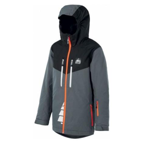 Picture MOVIE gray - Children's winter jacket