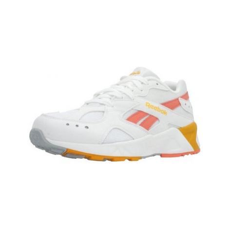 Reebok Sport AZTREK women's Shoes (Trainers) in White