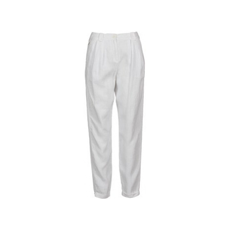 Aigle VALERIANE women's Trousers in White
