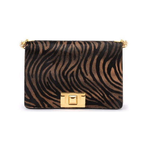 Furla Mimì S bag in animal-print pony skin women's Shoulder Bag in Other