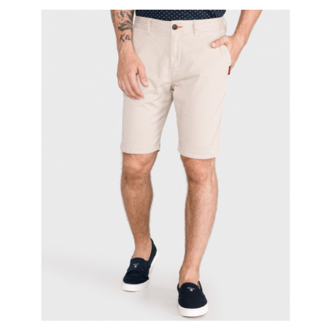 SuperDry Short pants Beige