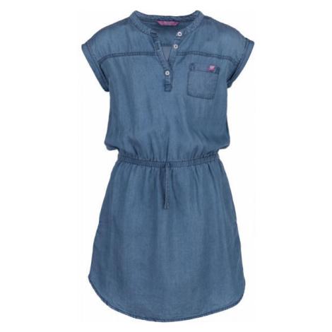 Lewro QUIANA blue - Girls' dress