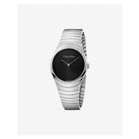 Calvin Klein Whirl Watches Silver