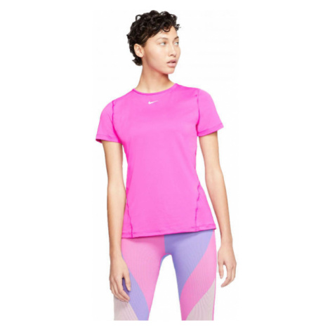 Nike NP 365 TOP SS ESSENTIAL W pink - Women's T-shirt