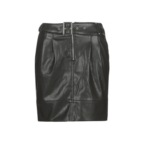 Morgan JEEKO women's Skirt in Black