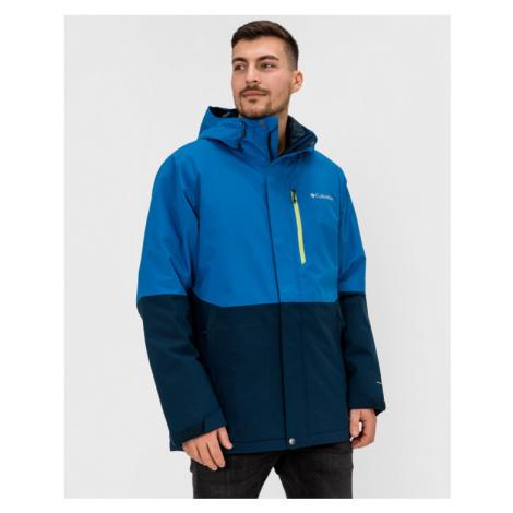 Columbia District Jacket Blue