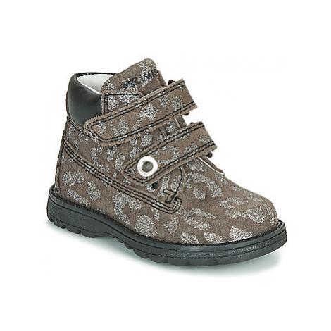 Primigi ASPY 1 girls's Children's Mid Boots in Grey