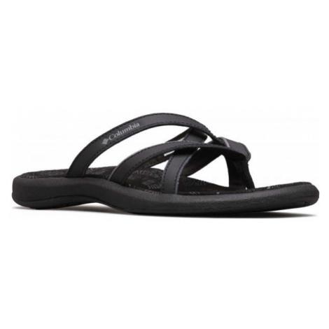 Columbia KAMBI II black - Women's flip-flops