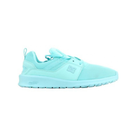 DC Shoes DC Heathrow ADJS700021-MNT women's Shoes (Trainers) in Green