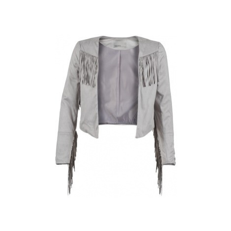 Vero Moda HAZEL women's Jacket in Grey