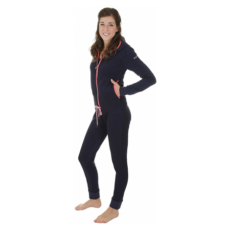 overall Roxy Warm Up One Piece - BTN0/Peacoat