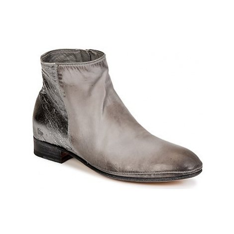 N.d.c. SILVIA women's Mid Boots in Grey