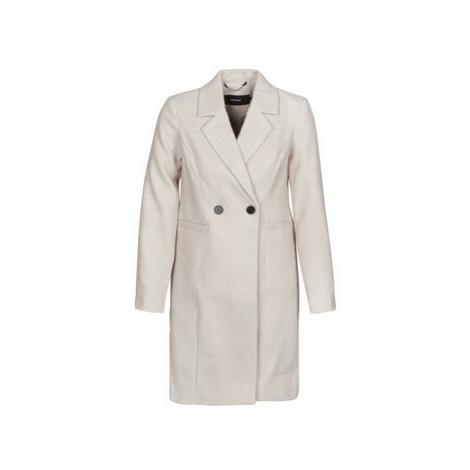 Vero Moda VMCALARAMBLA women's Coat in Grey