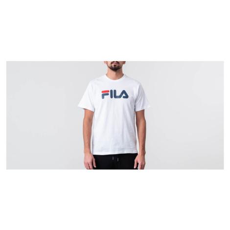 FILA Classic Pure Tee Bright White