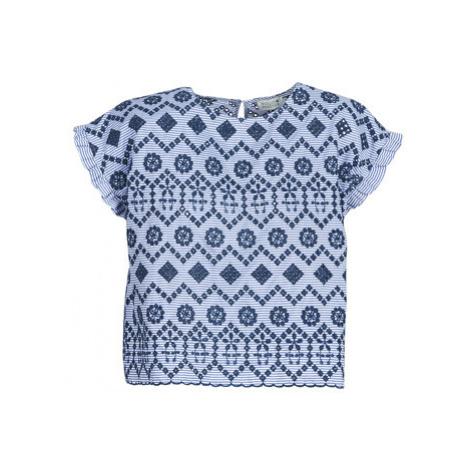 Molly Bracken MOLLIUTE women's Blouse in Blue